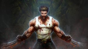 Wolverine 1920x1080 by yichenglong1985