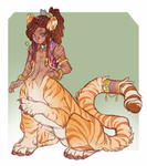 [P] Tiger Prince by Poifish