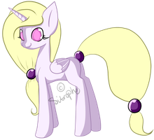 Alicorn Adoptable Queen Candy [CLOSED] by Sitrophe