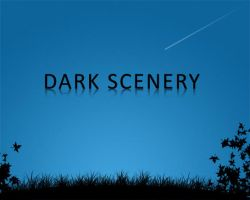 Dark Scenery+High Resolutions by opelman