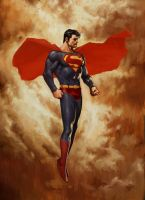 SUPERMAN PARADISE LOST by reau