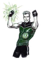 Young Justice: Coach Gardner by croaky