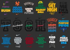 Avatars Nike Basketball by JFDC