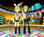 Rin and Len by Cassey-B-Liberty