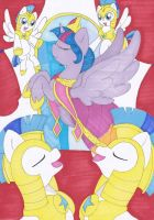 PTS song 11: Praises for Princess Twilight by AliceCherie