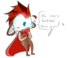 No One's Better Than You by joegirl404