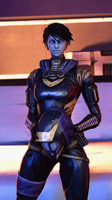 New Year, New Tali (Version 1) by Spartanburger