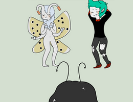 QA 22. Butterfly Prince needs help? by Chadmin