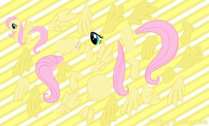 Animated Flying Fluttershy Parts by Maishida