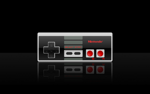NES Controller Wallpaper by sircle
