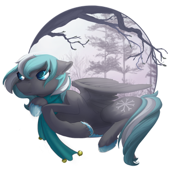 Kyuflake - For KyuremGirl from Snowy-Arc by aHorseForEverySeason