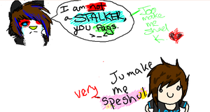 ISCRIBBLE MORE SKJHS by Deathykinz