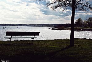 Lake Bench by JDM4CHRIST
