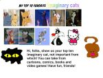 ::+My Top 10 Favorite Cats+:: by Apple-Rings