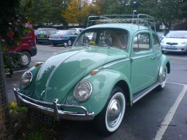 Cool Restored VW Beetle 1 by JordanB1
