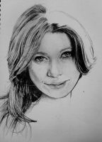 Ellen Pompeo - WIP 1 by evogal