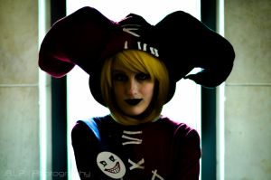 SanJapan2012 - Harley Quinn by ALP-Photography
