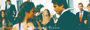 The Vampire Diaries Delena 1 by boabest