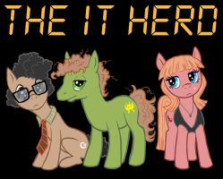 The IT Herd by Pedantia