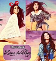 Photopack Lana del Rey by Dyingyoungx