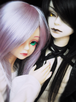 He's Only Mine by AidaOtaku-BJD