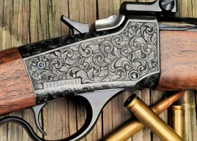 Winchester 1885 (2) by IMorrison