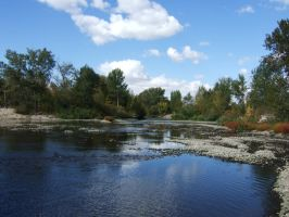 Boise River 5 by Spiteful-Pie-Stock