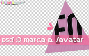 psd marca a./avatar :) by freshowl