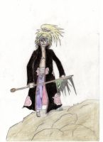 Naruto Mix -Hand Colored- by DeviousSiddy
