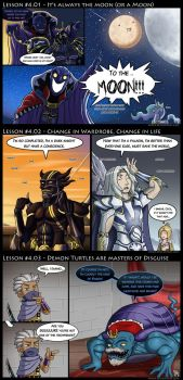 Final Fantasy IV Lessons by HenLP