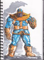 Thanos by theexodus97