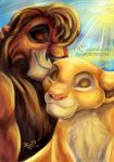 Lion King by 50dd
