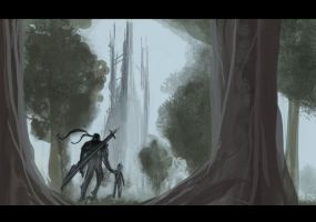 out the forest by fco