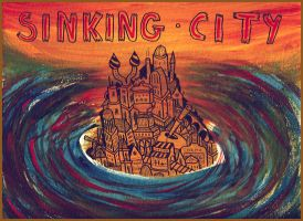 Sinking City by laresistance