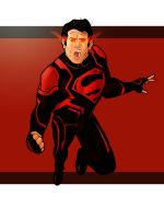 New 52 Superboy by zclark