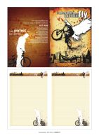 cover buku bicycle 1 by ignra