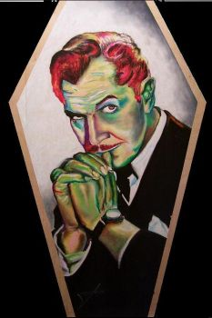 The Oblong Box: Vincent Price by CHAINSAW-ZOMBIE