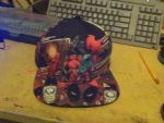 The Hat Of DEADPOOL by MyBloodIsBlackYaKnow