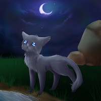 Crying Bluestar II by chocobeery