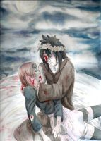 Obito- My Regrets Follow You to the Grave by BloodKaika