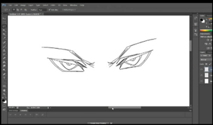 quick video tutorial on how to draw the other eye! by MrAwesome45
