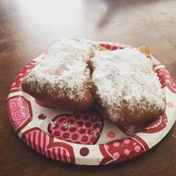 Chocolate Filled Beignets by TaylorFenner