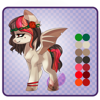 Pony Auction - OPEN (Both Points and Paypal) by RedEmber00