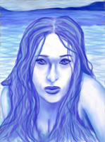 Selkie by Luineannon