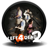 Left 4 Dead 2 Icon A by TheM4cGodfather