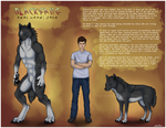Blackfang Character Sheet by sugarpoultry