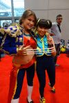 Vega and Alpha Chun Li by TixieLix