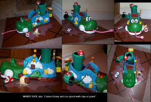 Mario Shoe by Cotton-gravy