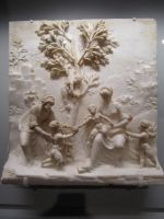 Marble Scene Stock by chamberstock