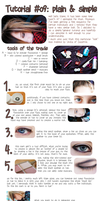 visual kei tutorial o9 by drag-my-soul